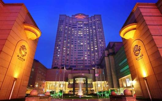 成都总府皇冠假日酒店